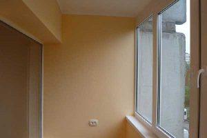 ремонт балкона влагостойким гипсокартоном