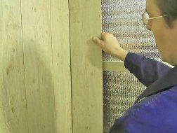 Отделка балкона своими руками деревянной вагонкой