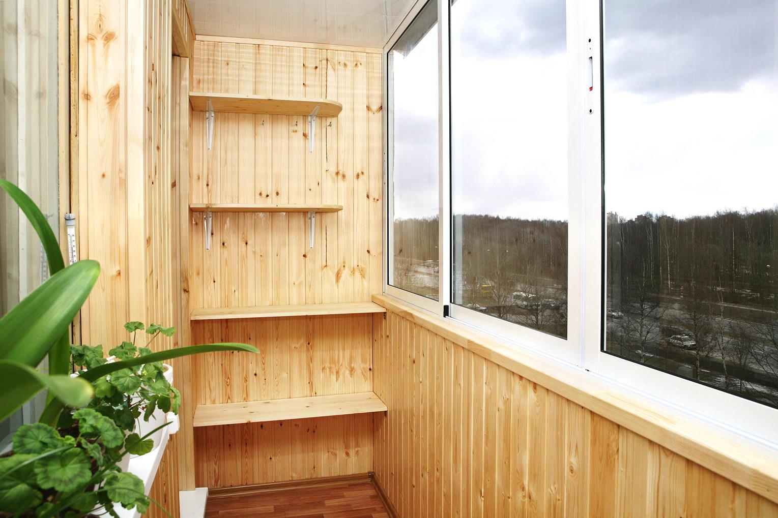 Своими руками отделка балконов и лоджий красногорск остекление балконов