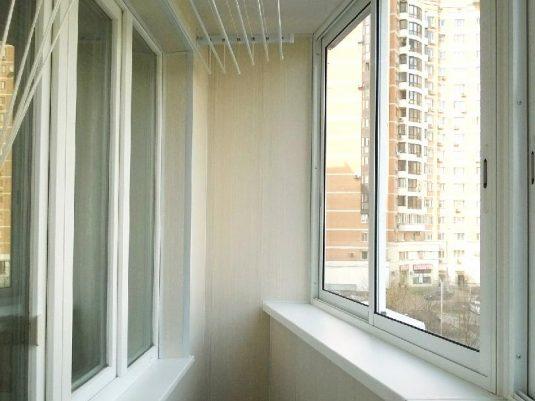 Лодочка балкон