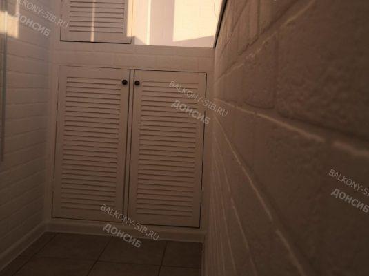 шкаф реечный